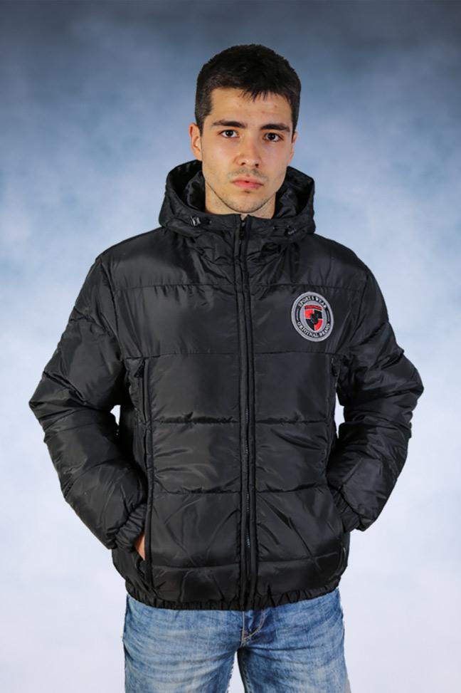 Muška zimska jakna - Sportska i Casual - Staff CF 104 - Crna
