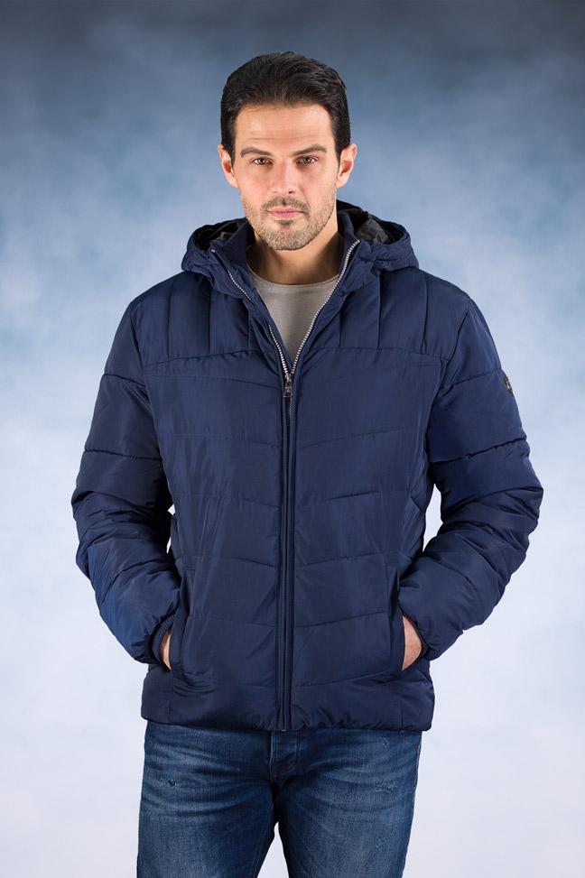 Muška zimska jakna – Sportska i Casual – Staff Jack – Teget