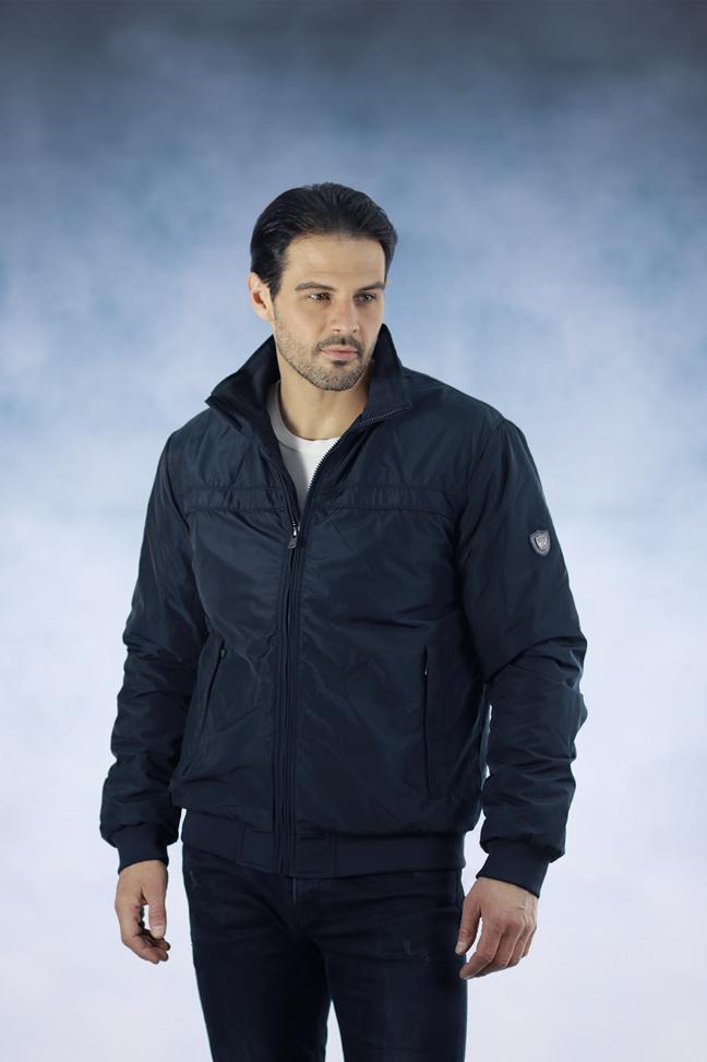 Muška zimska jakna - Sportska i Casual - Staff Kostelo - Teget