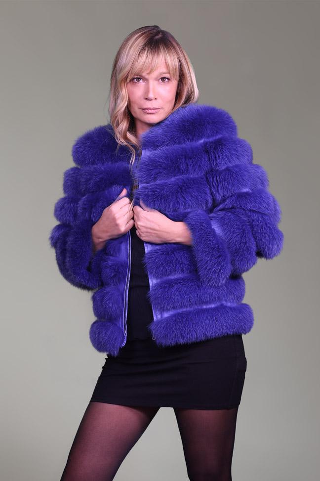 Bunda Blondie - Plava
