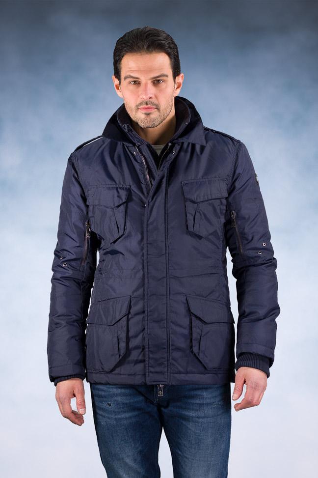 Muška zimska jakna – Parka – Invento Fabio – Teget