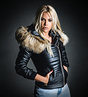 Kožne jakne - La Force - Ženske zimske jakne