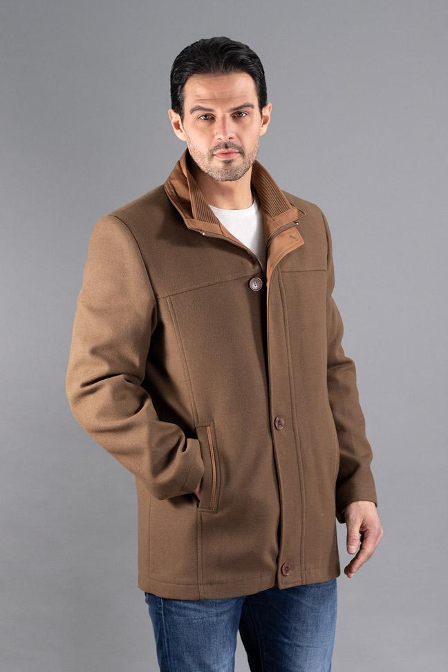 Muški kaput - 102 - Braon